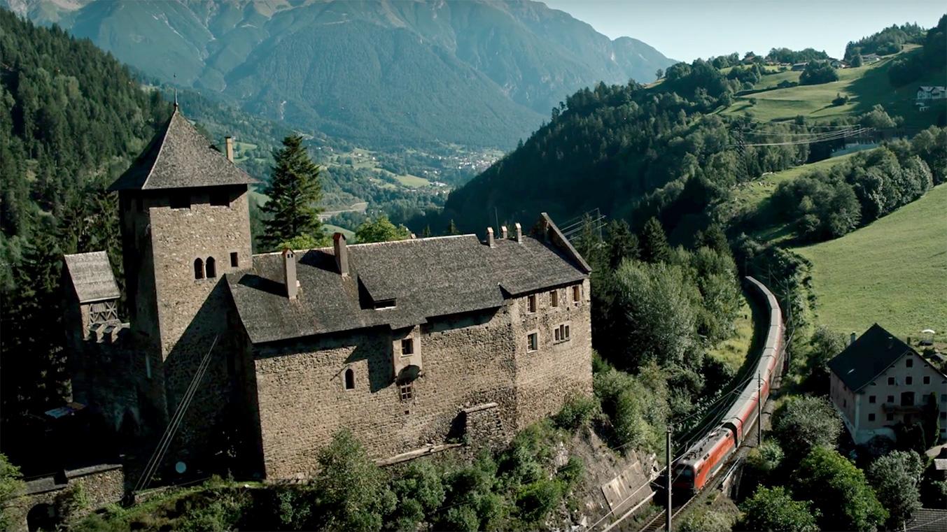 Schloss Zug Paznaun